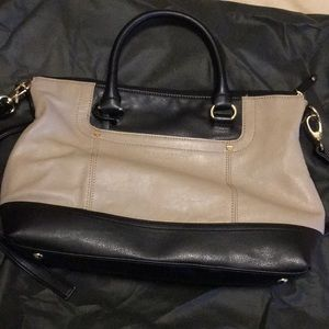 Tignanello Two Tone Purse